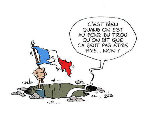 Les Français optimistes pour 2018