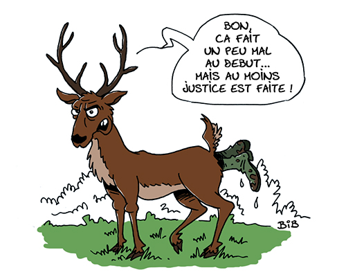 Chasseur-Cerf