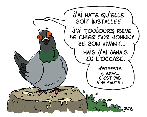 Statue-Johnny-Pigeon